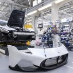 CPM   AGV ProFleet nello stabilimento Maserati di Modena per MC20 Ph A Lercara DSC8153