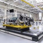 CPM   AGV ProFleet nello stabilimento Maserati di Modena per MC20 Ph A Lercara DSC8161