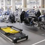 CPM   AGV ProFleet nello stabilimento Maserati di Modena per MC20 Ph A Lercara DSC8229
