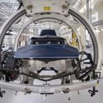 CPM   AGV ProFleet nello stabilimento Maserati di Modena per MC20 Ph A Lercara DSC8257