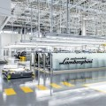 CPM   stabilimento Lamborghini (Sant'Agata Bolognese)   Automated guided vehicles