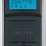DIERRE - Mostrina porta Elettra Detector
