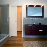 Dierre   New Space 1 anta con porta interna Bellini X laccata avorio