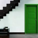 Dierre Porta per interni Bellini W laccata