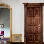 Dierre   Porta per interni in legno massiccio Mantegna