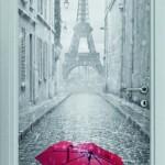 Dierre Printwood con porta interna Forte 6 (Parigi)
