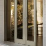 Dierre  VITRA  Porta di sicurezza con vetro camera a doppio battente