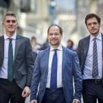 Enerbrain   I fondatori (da sin) Giuseppe Giordano (CEO), Marco Martellacci e Filippo Ferraris 2