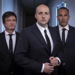 Ermes (da sin  Enrico Castellani, Hassan Metwalley, Andrea Marini) 2