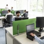 Ermes   interni della nuova sede di Torino Ph A Lercara