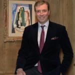 Harold t'Kint de Roodenbeke-Presidente Brafa ph.Speltdoorn Studio