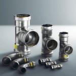 Sistemi metallici Viega per impianti a gas