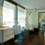 Kerasan Waldorf   lavabo 100cm(2)   designM Cicconi ph R Costantini