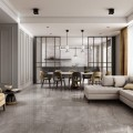 Majestic Valentino   Floor Supreme Grey 120X120cm Wall Imperial Pearl 40X120cm