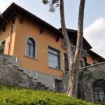 Navello   Villa sul Lago di Como (veranda della taverna)