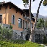 Navello   Villa sul Lago di Como (vista esterna)