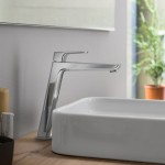 Nobili Rubinetterie ACQUAVIVA Miscelatore per lavabo per catino ph Studio Varianti