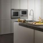 Nobili Rubinetterie Ambientazione Miscelatore cucina LEVANTE design M Venzano