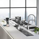 Nobili Rubinetterie_ MASTER_rubinetteria cucina_design Meneghello Paolelli_ph. Studio Varianti