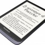 pocketbook   ereader inkpad 3 pro con schermo da 7,8 pollici