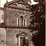 San Pietro in Vincoli in un'immagine del 1921