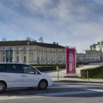 Taxi Torino alla Palazzina di Caccia di Stupinigi ph A Lercara