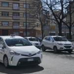 Taxi Torino _ph.A.Lercara