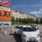 Taxi Torino  Posteggio taxi al Lingotto Torino ph  A  Lercara