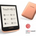 Touch HD 3  Red Dot 2019 EU
