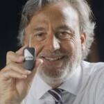 Vincenzo De Robertis - Presidente Dierre con la chiave Easy Key_
