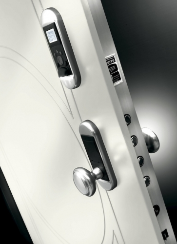 La porta del futuro si apre senza chiavi threesixty torino - Aprire una porta senza chiavi ...